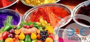 фруктовые пищевые порошки